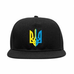 Снепбек Двокольоровий герб України - FatLine