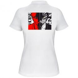 Жіноча футболка поло Ichigo and Shiro