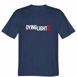 Чоловіча футболка Dying Light 2 logo
