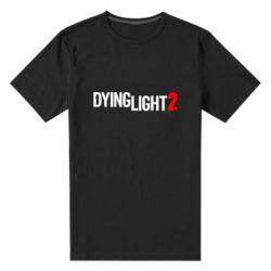 Чоловіча стрейчева футболка Dying Light 2 logo