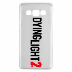 Чохол для Samsung A3 2015 Dying Light 2 logo