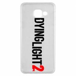 Чохол для Samsung A3 2016 Dying Light 2 logo