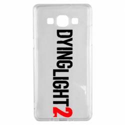 Чохол для Samsung A5 2015 Dying Light 2 logo