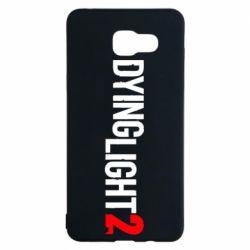 Чохол для Samsung A5 2016 Dying Light 2 logo