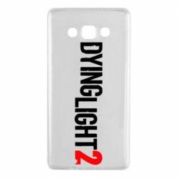 Чохол для Samsung A7 2015 Dying Light 2 logo