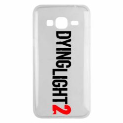 Чохол для Samsung J3 2016 Dying Light 2 logo