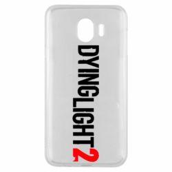 Чохол для Samsung J4 Dying Light 2 logo