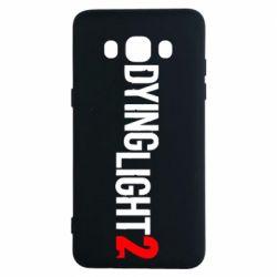 Чохол для Samsung J5 2016 Dying Light 2 logo