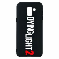 Чохол для Samsung J6 Dying Light 2 logo