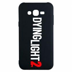 Чохол для Samsung J7 2015 Dying Light 2 logo