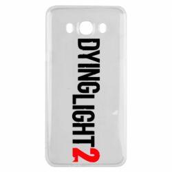 Чохол для Samsung J7 2016 Dying Light 2 logo