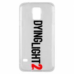 Чохол для Samsung S5 Dying Light 2 logo