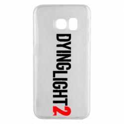 Чохол для Samsung S6 EDGE Dying Light 2 logo