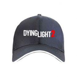 Кепка Dying Light 2 logo