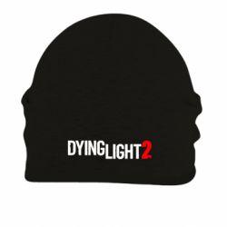Шапка на флісі Dying Light 2 logo