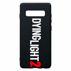Чохол для Samsung S10+ Dying Light 2 logo