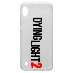 Чохол для Samsung A10 Dying Light 2 logo