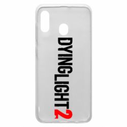 Чохол для Samsung A20 Dying Light 2 logo