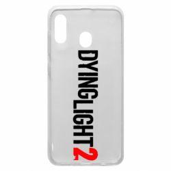 Чохол для Samsung A30 Dying Light 2 logo