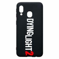 Чохол для Samsung A40 Dying Light 2 logo