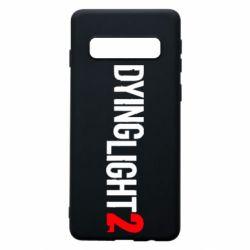 Чохол для Samsung S10 Dying Light 2 logo