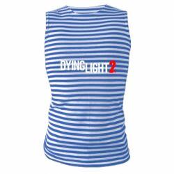 Майка-тільняшка Dying Light 2 logo