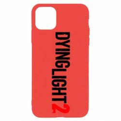 Чохол для iPhone 11 Pro Dying Light 2 logo