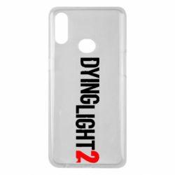 Чохол для Samsung A10s Dying Light 2 logo