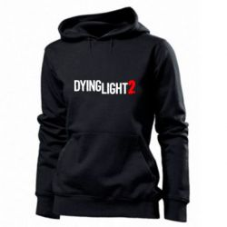 Толстовка жіноча Dying Light 2 logo