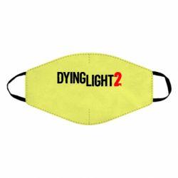 Маска для обличчя Dying Light 2 logo
