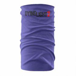 Бандана-труба Dying Light 2 logo