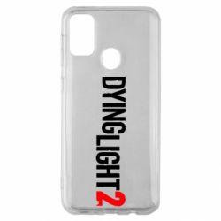 Чохол для Samsung M30s Dying Light 2 logo