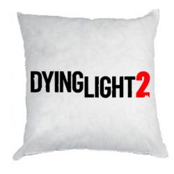 Подушка Dying Light 2 logo