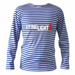 Тільник з довгим рукавом Dying Light 2 logo
