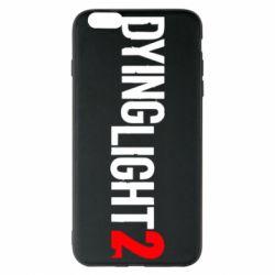 Чохол для iPhone 6 Plus/6S Plus Dying Light 2 logo