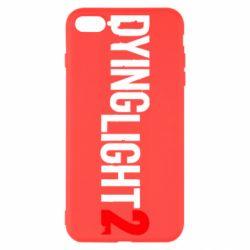 Чохол для iPhone 7 Plus Dying Light 2 logo