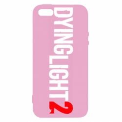 Чохол для iphone 5/5S/SE Dying Light 2 logo