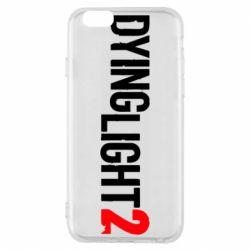 Чохол для iPhone 6/6S Dying Light 2 logo