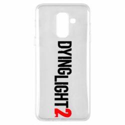 Чохол для Samsung A6+ 2018 Dying Light 2 logo