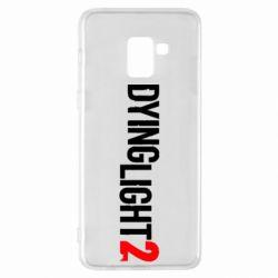 Чохол для Samsung A8+ 2018 Dying Light 2 logo