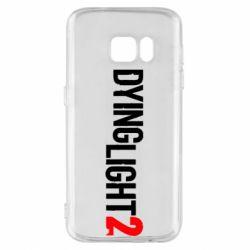 Чохол для Samsung S7 Dying Light 2 logo