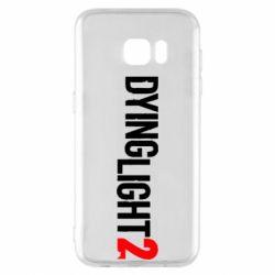 Чохол для Samsung S7 EDGE Dying Light 2 logo