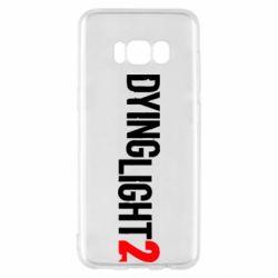 Чохол для Samsung S8 Dying Light 2 logo