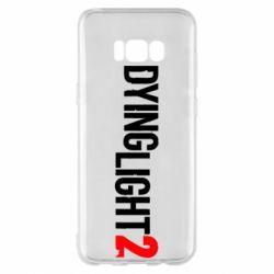 Чохол для Samsung S8+ Dying Light 2 logo