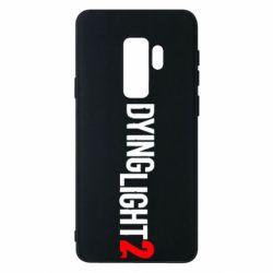 Чохол для Samsung S9+ Dying Light 2 logo