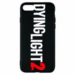 Чохол для iPhone 8 Dying Light 2 logo