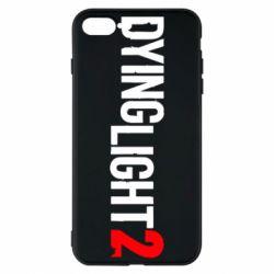 Чохол для iPhone 8 Plus Dying Light 2 logo
