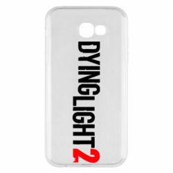 Чохол для Samsung A7 2017 Dying Light 2 logo
