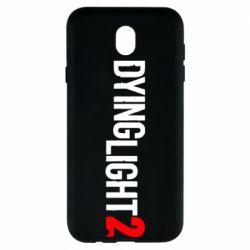 Чохол для Samsung J7 2017 Dying Light 2 logo
