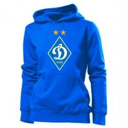 Женская толстовка Dynamo Kiev - FatLine
